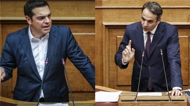 Σύγκρουση στη Βουλή: Ο Τσίπρας... ξέχασε το «εκλογές στο τέλος της θητείας»