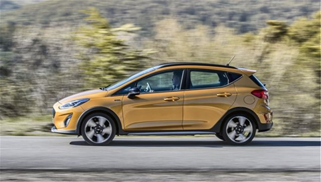 Live από Νίκαια:  Ιδού το νέο Ford Fiesta Active - Πόσο κοστίζει Ελλάδα;