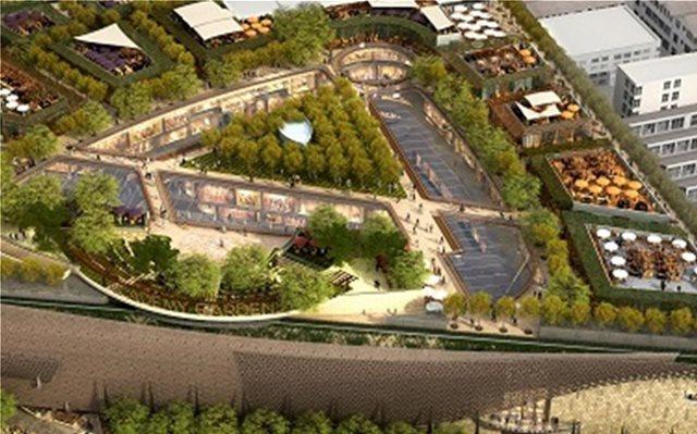 Academy Gardens: «Πράσινο» του ΣτΕ για το νέο mall στην Ακαδημία Πλάτωνος