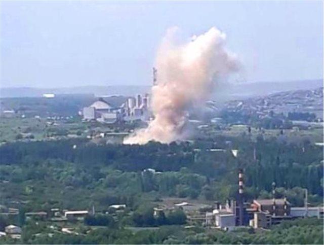 Ένας νεκρός και τέσσερις τραυματίες από έκρηξη σε εργοστάσιο στα προάστια της Άγκυρας