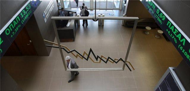 Athens Stock market plummets by 1.79%