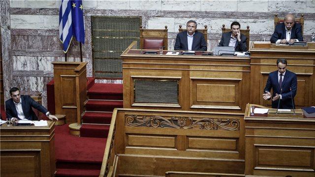 Βουλή: Η… ολιστική σύγκρουση  «φούντωσε» τα σενάρια της κάλπης