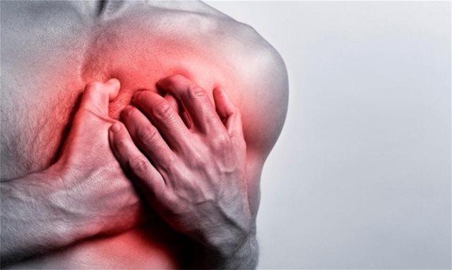 Το σοβαρό έκζεμα στους ενήλικες συνδέεται με αυξημένο κίνδυνο για έμφραγμα και εγκεφαλικό