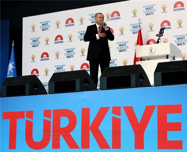 Τουρκία: Αν επανεκλεγεί... ο Ερντογάν προσβλέπει σε αποκατάσταση των σχέσεων με την ΕΕ