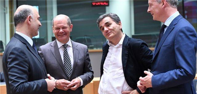 EuroGroup: No agreement between IMF and EU on Greek debt