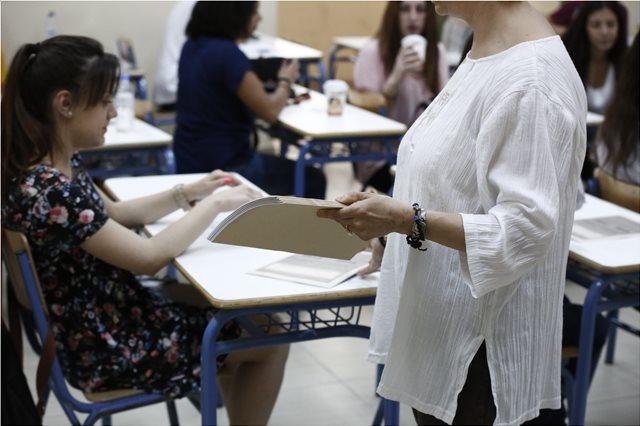 Στην απεργία της ΑΔΕΔΥ μετέχει η ΟΛΜΕ, μέσα στις ενδοσχολικές εξετάσεις