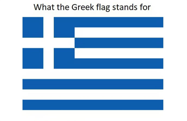 People hilariously explain true meaning of country flags & you may not like the result