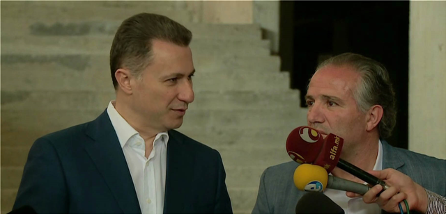 Former FYROM PM Gruevski sentenced to two years in prison