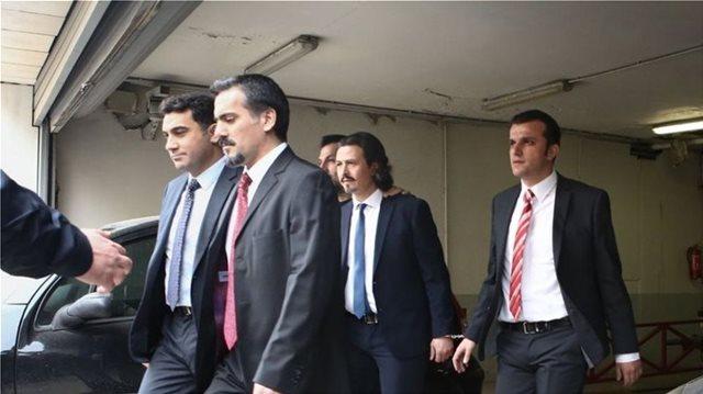 Χορηγήθηκε άσυλο στον ένα Τούρκο αξιωματικό και αφέθηκαν «ελεύθεροι» δύο ακόμη
