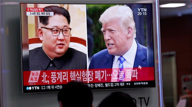 Donald Trump cancels Summit with Kim Jong Un