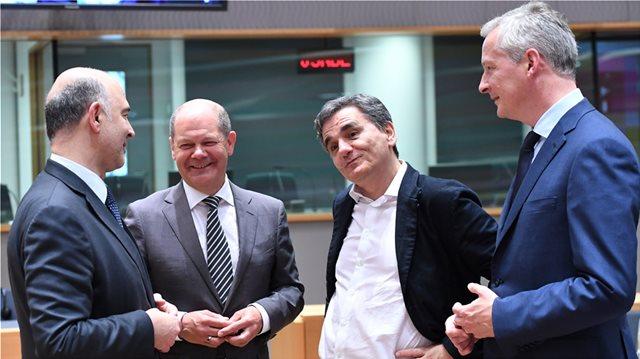 Eurogroup: Δεν συμφώνησαν οι Ευρωπαίοι με το ΔΝΤ για το ελληνικό χρέος