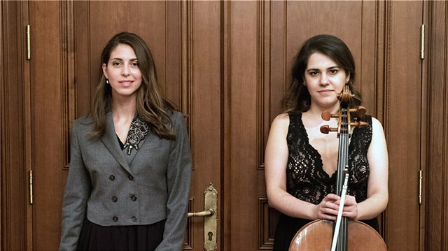Ένα τσέλο, ένα πιάνο και δύο γυναίκες χωρίς σύνορα