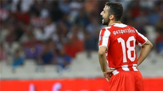 Επιστρέφει στον Ολυμπιακό ο Φετφατζίδης!