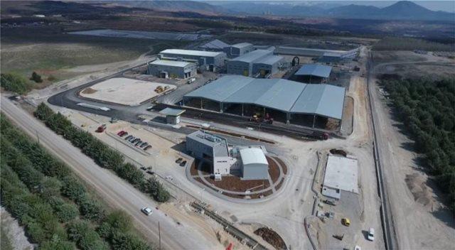 Μονάδα παραγωγής ηλεκτρικής ενέργειας από βιοαέριο απορριμμάτων στην Κοζάνη