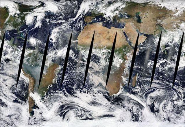 Εκπληκτικό video-animation από τη NASA: 18 χρόνια καιρικών φαινομένων στη Γη