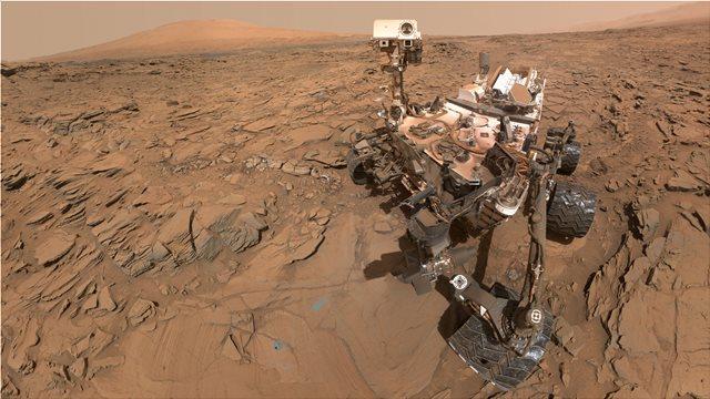 Αύριο στις 21.00 η σημαντική ανακοίνωση της NASA για τα ευρήματα του ρόβερ Curiosity στον Άρη!