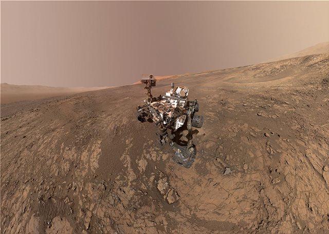 Η NASA ανακοινώνει μία εντυπωσιακή ανακάλυψη για τον Άρη