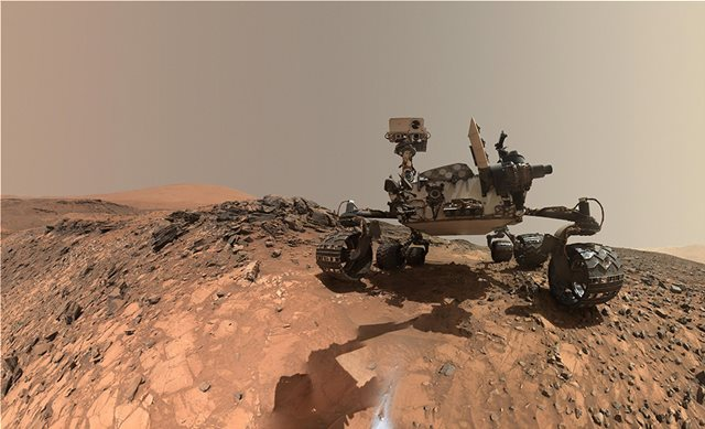 Υπήρξε ζωή στον Άρη: Η NASA ανακάλυψε αρχαία οργανική ύλη στον «κόκκινο πλανήτη»