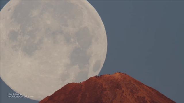 Εκπληκτικό βίντεο από τη NASA: Το milk moon πιο εντυπωσιακό από ποτέ