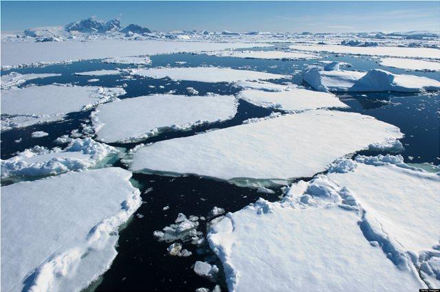 Συναγερμός για την Ανταρκτική: Οι πάγοι λιώνουν με τριπλάσια ταχύτητα τα τελευταία πέντε χρόνια
