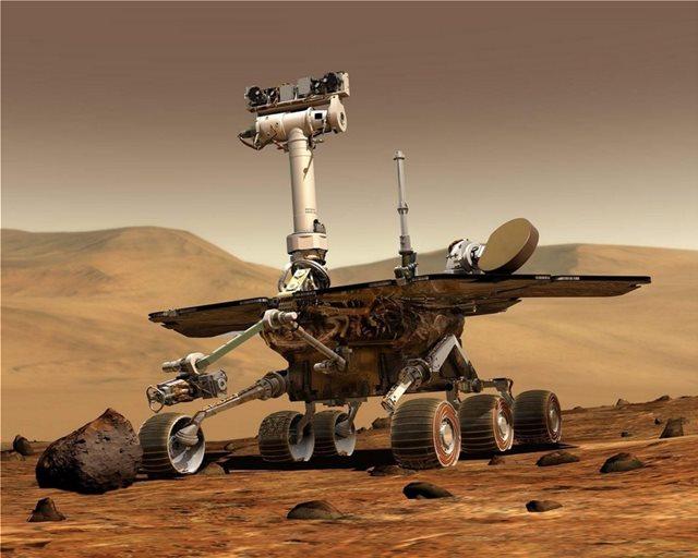Σε άμεσο κίνδυνο το ρόβερ Opportunity της NASA λόγω τρομερής αμμοθύελλας στον Άρη!