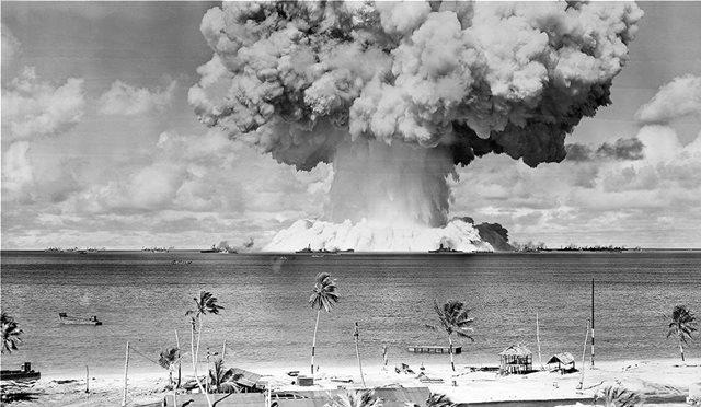 Απίστευτη φωτογραφία: «Έκρηξη ατομικής βόμβας» στην Αλαμπάμα των ΗΠΑ