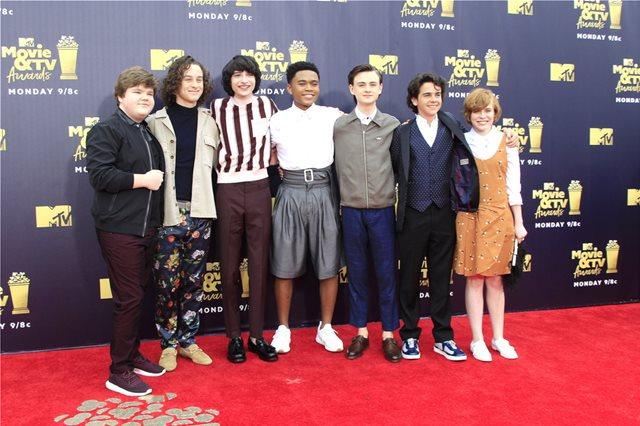Το «Black Panther» και το «Stranger Things» θριάμβευσαν στα 2018 MTV Movie & TV Awards