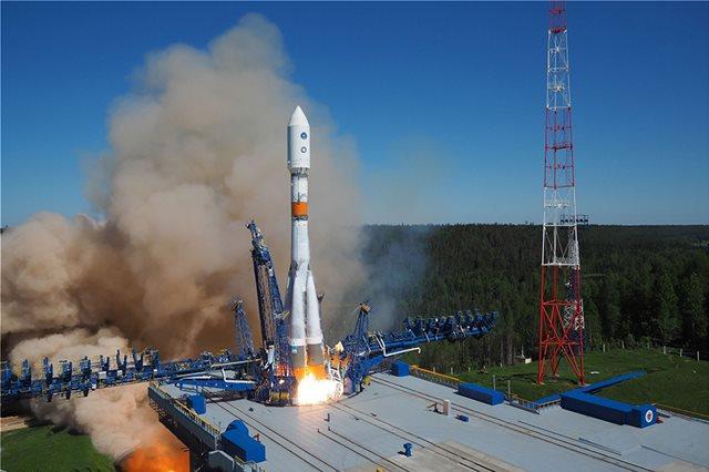Ρωσικοί πύραυλοι Soyuz θα μεταφέρουν δορυφόρους ιδιωτικής ιταλικής εταιρείας