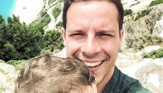 Δημήτρης Μακαλιάς: Το συγκινητικό γράμμα στο γιο του με αφορμή την ημέρα του πατέρα