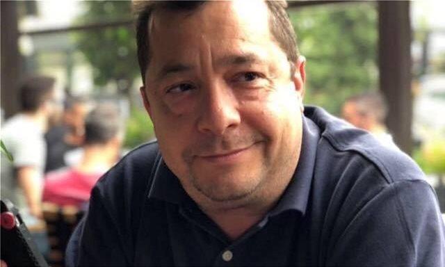 Ο Δημήτρης Μιχαλέλης διευθυντής του Epsilon Tv
