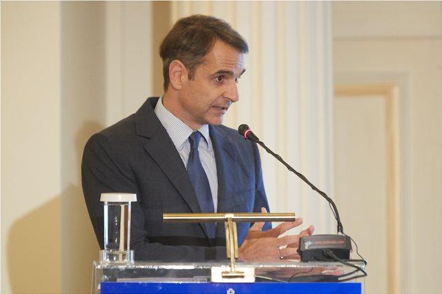 Μητσοτάκης στον ΣΕΒΕ: Είτε με 151 είτε 180 βουλευτές, η ΝΔ θα καταψηφίσει την συμφωνία των Πρεσπών