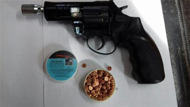 Κι άλλη σύλληψη για παράνομο όπλο στον Έβρο
