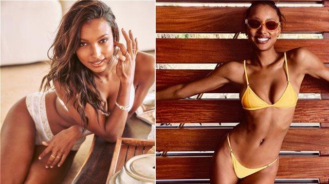 Jasmine Tookes: Η «μαύρη γαζέλα» στη... λίστα του Maxim