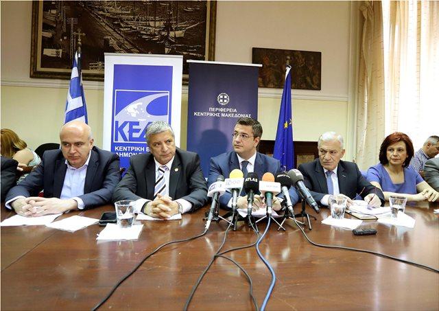 Πατούλης για συμφωνία των Πρεσπών: Μονόδρομος το δημοψήφισμα