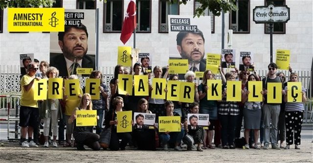 Τουρκία: Παραμένει στη φυλακή ο επικεφαλής της Διεθνούς Αμνηστίας στη χώρα