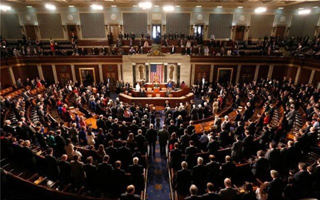 ΗΠΑ: Καταψηφίστηκε το πρώτο νομοσχέδιο Τραμπ για το Μεταναστευτικό