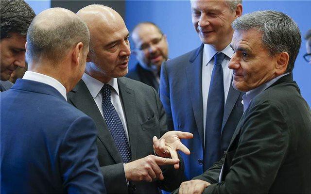 Financial Times: Ιστορική συμφωνία για το χρέος της Ελλάδας