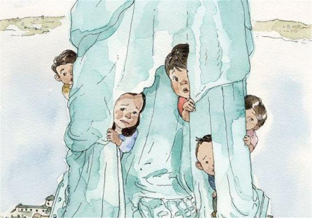 Το αιχμηρό εξώφυλλο του New Yorker για τον Τραμπ και την πολιτική μηδενικής ανοχής κατά παιδιών μεταναστών