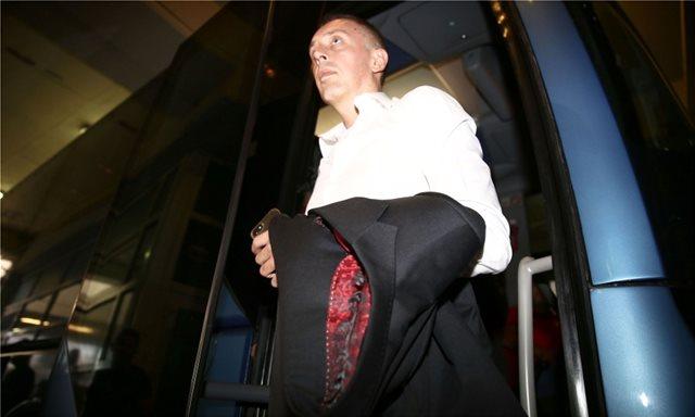Μίλαν Τόμιτς για Ερυθρό Αστέρα!