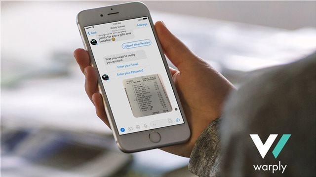 Η Warply λανσάρει νέο μηχανισμό για απόδοση πόντων πιστότητας μέσω Fb Messenger