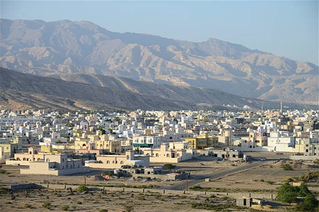 Αυτό θα πει ζέστη: Σε πόλη του Ομάν τα θερμόμετρα δεν κατέβηκαν από τους 42,6 βαθμούς Κελσίου για μια ημέρα
