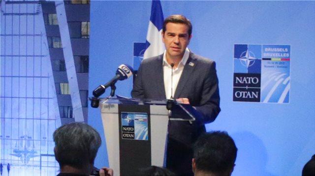 Τσίπρας για Αλβανία: Πέραν της ΑΟΖ, απομένει το ζήτημα του εμπολέμου και των συνόρων...