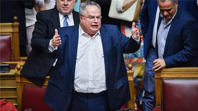 Κοτζιάς: Η Συμφωνία των Πρεσπών περνά από τη Βουλή και με σχετική πλειοψηφία