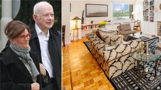 Φωτογραφίες: Παπαδημητρίου-Αντωνοπούλου έπαιρναν επίδομα ενοικίου, ενώ έχουν σπίτι €1 εκατ. στο Μανχάταν