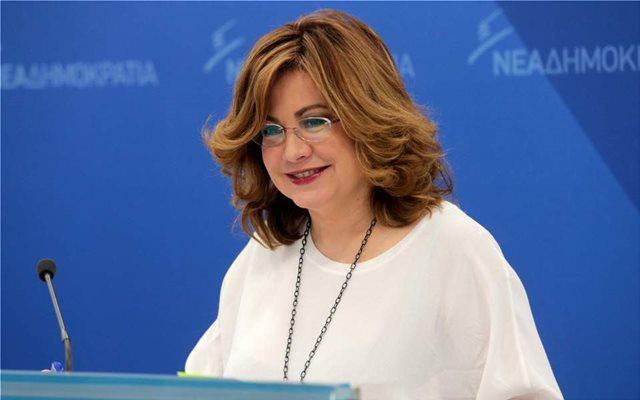 Σπυράκη: Η ΝΔ ζητά απαντήσεις για το σκάνδαλο της οικογένειας Τσίπρα