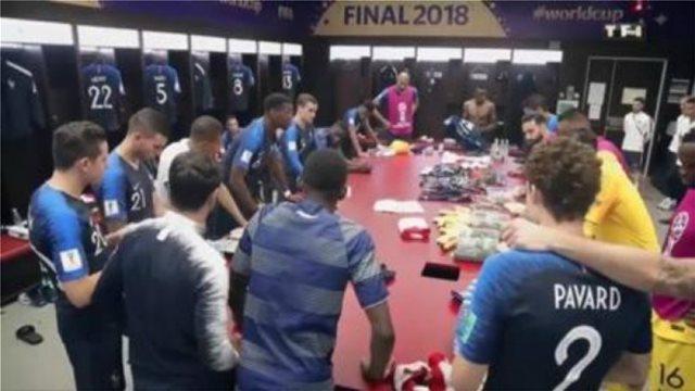 Μουντιάλ 2018: Η συγκλονιστική ομιλία του Πογκμπά πριν τον τελικό