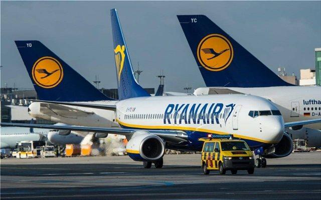 Απεργία στην Ryanair: 600 πτήσεις off την επόμενη εβδομάδα