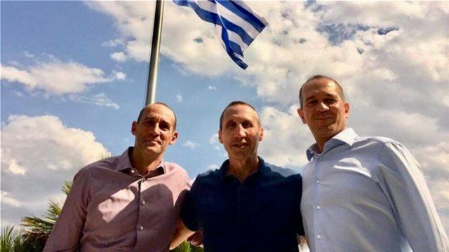 Ολυμπιακός: Η πρώτη μέρα του Μπλατ στην Αθήνα κι η επίσκεψη στο ΣΕΦ