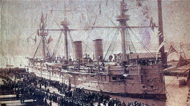 Ντμίτρι Ντονσκόι: Βρέθηκε το ναυάγιο του ρωσικού πλοίου που μετέφερε χρυσό 133 δισ. δολαρίων