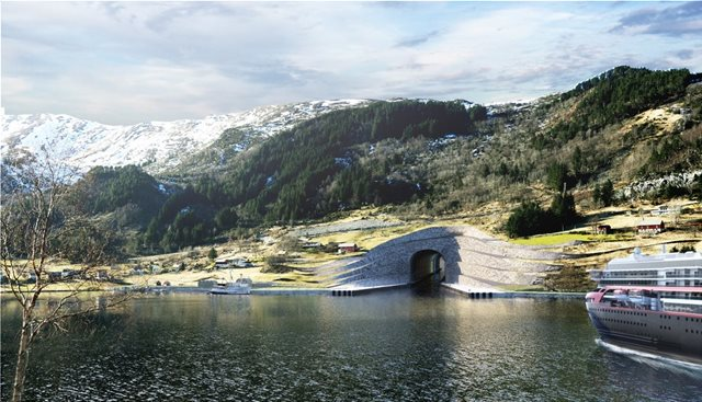 The bold plan to build the world's first ship tunnel (PHOTOS)